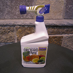 Citrus, Fruit, & Nut Orchard Spray